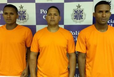 Irmãos suspeitos de duplo homicídio em Dom Avelar se entregam à polícia | Divulgação | SSP-BA