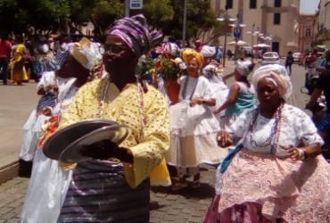 Lavagem da Estátua de Zumbi e caminhada marcam Dia da Consciência Negra   Joá Souza   Ag. A TARDE