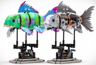 LEGO Forma: empresa lança pela primeira vez uma linha para público adulto   Divulgação