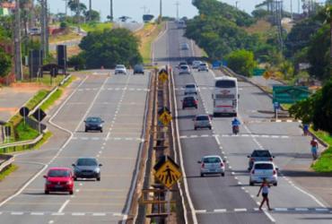Estrada do Coco e Linha Verde passam por obras de manutenção | Concessionária Litoral Norte