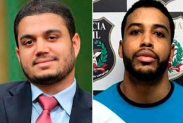 Suspeito de matar assessor da Prodeb é preso em Santa Catarina | Arquivo pessoal e Divulgação | SSP-BA