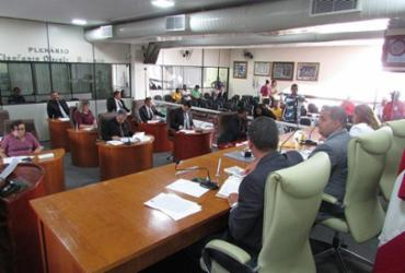Câmara Municipal aprova três projetos do Poder Executivo