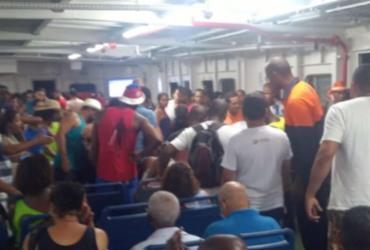 Idoso de 82 anos morre após passar mal durante travessia do ferryboat   Cidadão Repórter