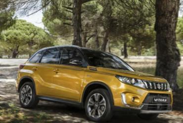 Suzuki Vitara 2019 estreia a partir de R$ 91,9 mil | Divulgação