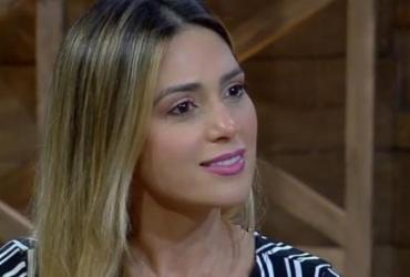 'Fui ingênua, fui infantil', afirma Nadja após ser eliminada de 'A Fazenda' | Reprodução | PlayPlus | Record TV