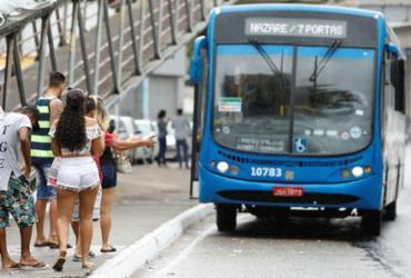 Transporte público ganha reforço para atender estudantes no Enem | Joá Souza | Ag. A TARDE | 07.10.2018