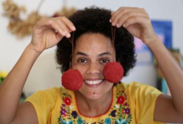 Mulher, palhaça: Felícia de Castro estuda e pratica a palhaçaria há 20 anos | Adilton Venegeroles | Ag. A TARDE