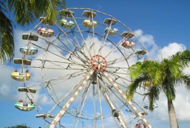 Parque de diversões encerra temporada em Salvador neste mês | Divulgação