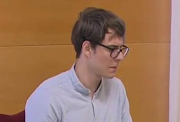 Brasileiro que matou familiares na Espanha é condenado à prisão perpétua | Reprodução l TV Cabo Branco