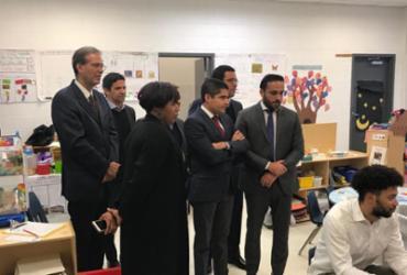 Comitiva de Salvador visita os EUA para desenvolver a educação municipal | Divulgação | SECOM Salvador