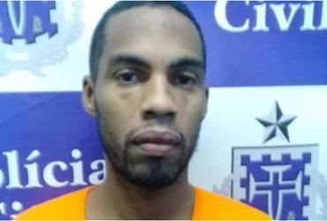 Suspeito de envolvimento na morte de professor universitário é preso em Salvador   Divulgação   SSP-BA