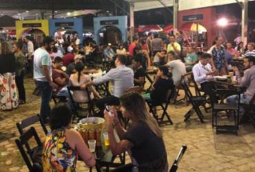 Feira traz diversidade gastronômica a Salvador   Divulgação