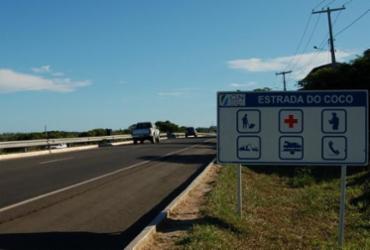 Rodovia de Salvador registra redução de 22% no número de acidentes   Divulgação