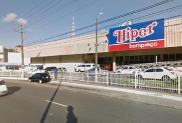 Homens armados roubam supermercado e levam 36 celulares na Garibaldi | Reprodução | Google Maps