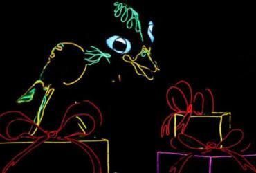 "Companhia americana Lightwire Theater apresenta ""Um Natal Eletrizante"" | Dallas News"