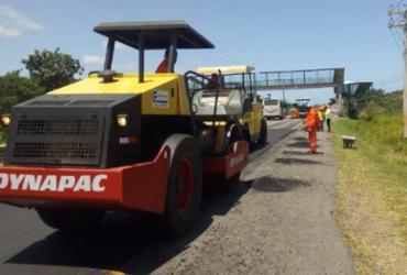 Concessionária realiza obras nas proximidades de Arembepe e Porto de Sauípe | Divulgação