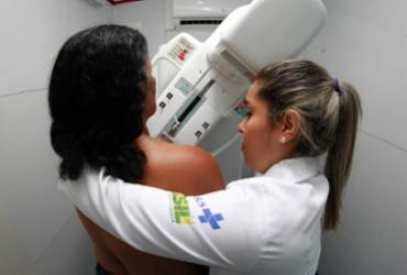 Palmeiras recebe o Saúde sem Fronteiras Rastreamento do Câncer de Mama