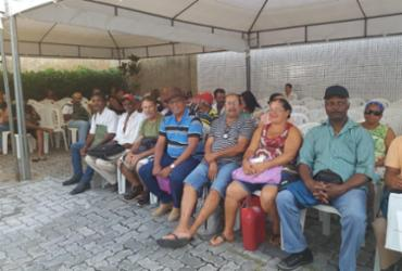 Começa segunda etapa do Mutirão de Cirurgias de Catarata em Mata de São João