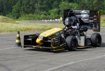 Estudantes do SENAI CIMATEC irão competir na Fórmula SAE | Divulgação