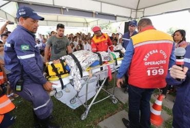 Simulado de emergência será realizado em Camaçari nesta terça-feira