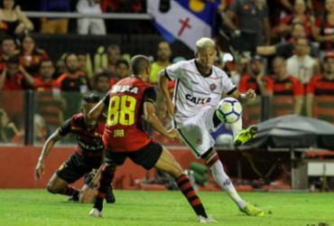 Vitória arranca empate com Sport, mas segue em situação delicada   Marlon Costa l Futura Press l Estadão Conteúdo