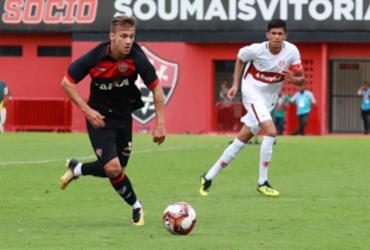 Vitória perde do Inter e dá adeus ao Brasileirão Sub-23   Maurícia da Matta l EC Vitória