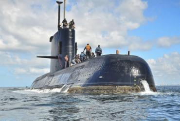 Submarino implodiu, mas manteve estrutura, diz Marinha argentina   Divulgação l Marinha Argentina