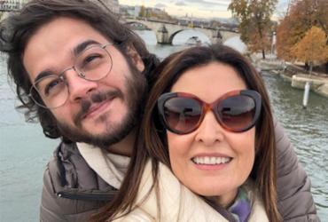 Namorado de Fátima Bernardes é diagnosticado com trombose | Reprodução | Instagram