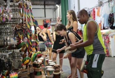 Alta temporada de cruzeiros aquece economia turística da Bahia
