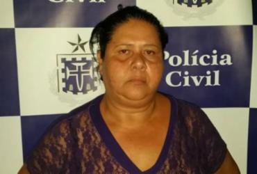 Suspeita de ordenar morte de mãe é presa na Calçada | Divulgação | Polícia Civil da Bahia