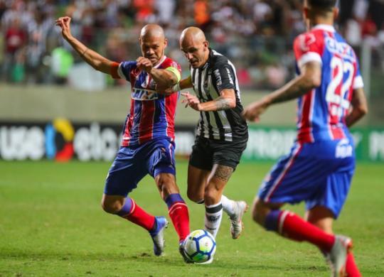 Bahia cai para o Atlético-MG e acaba com chance de vaga na Libertadores   Bruno Cantini l Atlético-MG