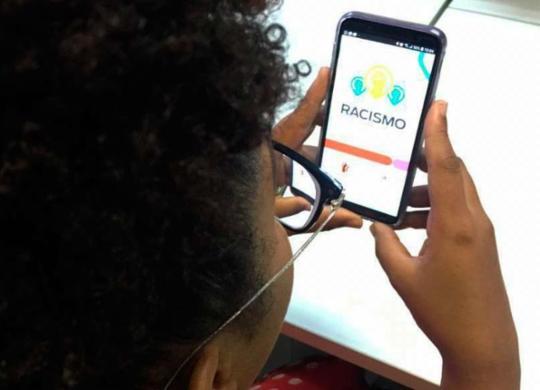 Aplicativo auxilia no combate ao racismo na Bahia; saiba como funciona | Thaís Seixas | Ag. A TARDE