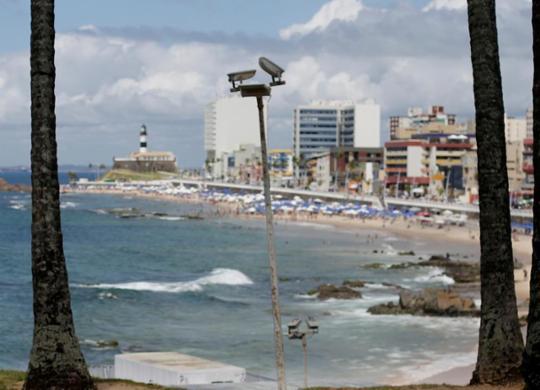 Salvador tem 14 praias impróprias para banho no feriadão, aponta Inema | Raul Spinassé | Ag. A TARDE