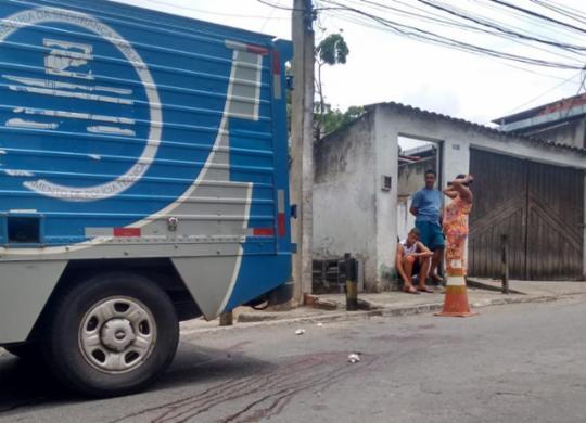 Dois irmãos são mortos e um terceiro baleado em Dom Avelar | Andrezza Moura | Ag. A TARDE
