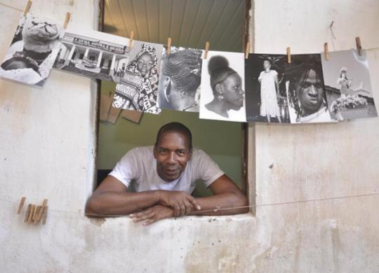 Baiano luta para preservar arquivo com mais de 30 mil imagens da cultura afro-baiana | Shirley Stolze / Divulgação