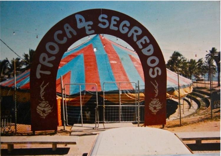 Circo Troca de Segredos, sucesso entre os jovens durante os anos 80 em Salvador