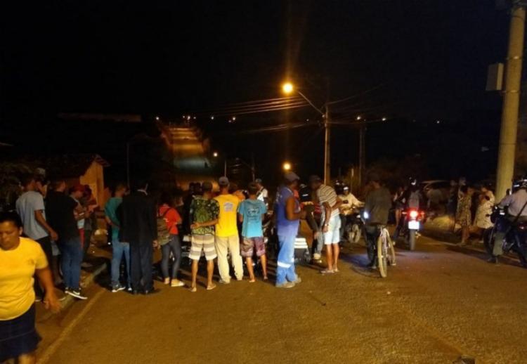 A colisão aconteceu em uma ladeira que faz ligação entre os bairros Santa Lúcia e Itapoan ao conjunto habitacional Renovação, - Foto: Divulgação | RADAR 64