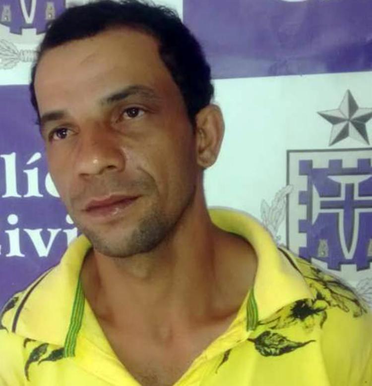 Roberto Bernardino dos Santos foi autuado em flagrante e permanece à disposição da polícia na unidade policial onde está custodiado - Foto: Divulgação | Polícia Civil