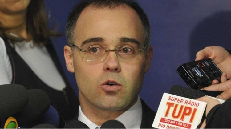André Luiz de Almeida Mendonça foi escolhido por Jair Bolsonaro - Foto: Antonio Cruz | Agência Brasil