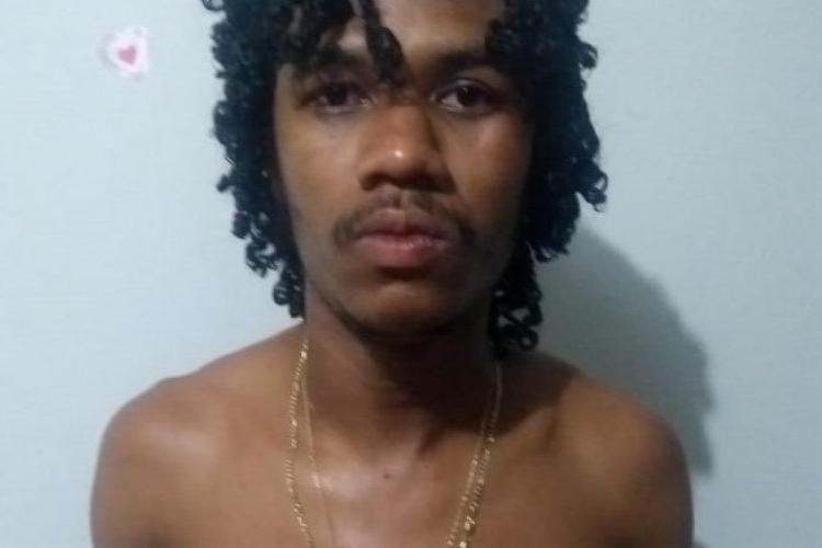 Preso no último dia 25, William é suspeito de envolvimento na morte do cabo Gonzaga - Foto: Divulgação | Polícia Militar
