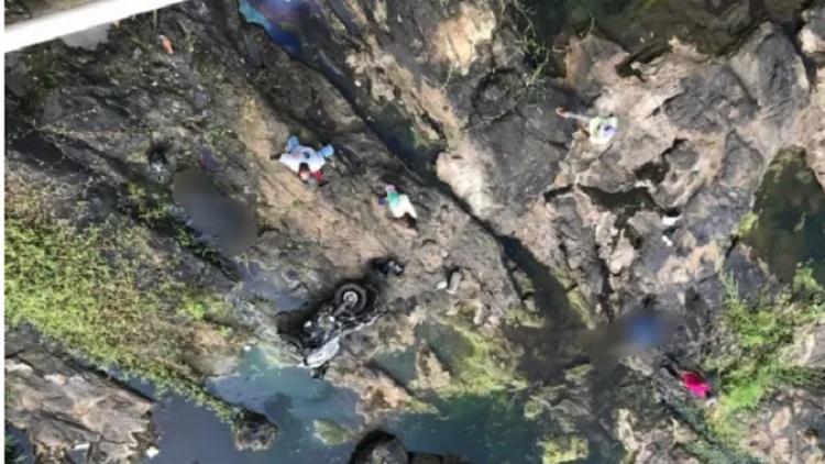 O condutor teria perdido o controle em uma curva - Foto: Reprodução | Voz da Bahia
