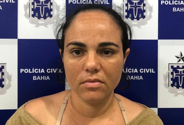 Graciane Almeida confessou que matou porque criança chorava demais - Foto: Reprodução | Blitz Conquista