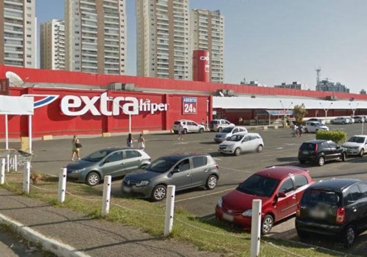Um morador informou que os motoristas chegaram a deixar o estacionamento sem vagas disponíveis - Foto: Divulgação