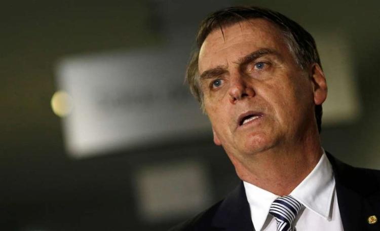 Jair Bolsonaro afirmou que a partir da próxima semana irá conversar com dois ou três partidos por dia. - Foto: Divulgação  Reuters