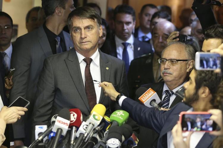 Manifestação busca esclarecer irregularidades e indícios de omissão nos gastos - Foto: Valter Campanato l Agência Brasil