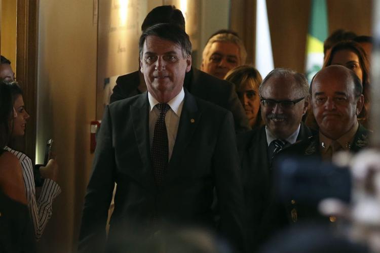 Nesse encontro, o presidente eleito será representado pelo ministro indicado da Justiça e Segurança Pública, Sergio Moro - Foto: Valter Campanato l Agência Brasil
