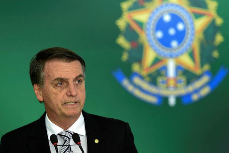 Julgamento é necessário para que Bolsonaro seja diplomado no dia 10 de dezembro - Foto: Evaristo Sá | AFP