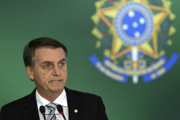 Presidente eleito disse ainda que deve chegar a 17 o número de ministérios - Foto: Evaristo Sa l AFP
