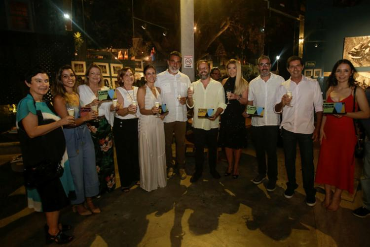 Premiação foi festejada no último dia da CASACOR Bahia 2018 - Foto: Raphael Muller | Ag. A TARDE