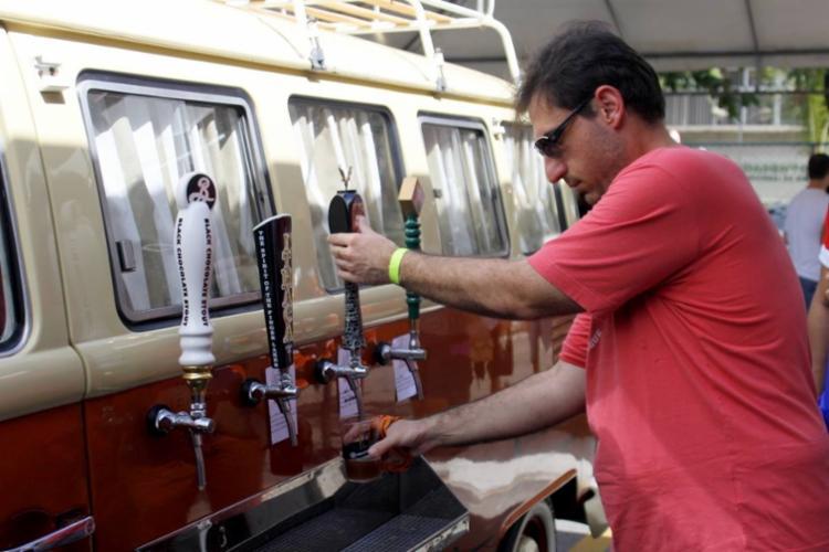 Reunindo diversas marcas o evento trará open bar de 6h e mais de 700 litros de chopp - Foto: Divulgação